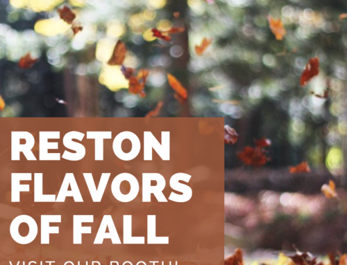 Reston Flavors of Fall this weekend!