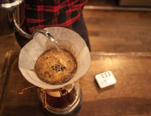 Brew a great cup of coffee at home