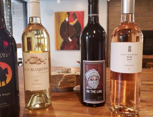 Celebrating Virginia Wine Month